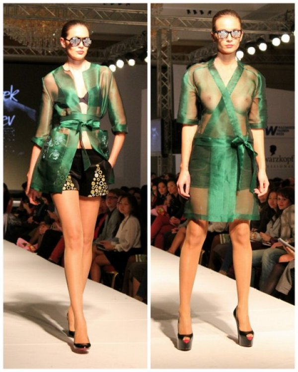 Kazakhstan Fashion Week'12