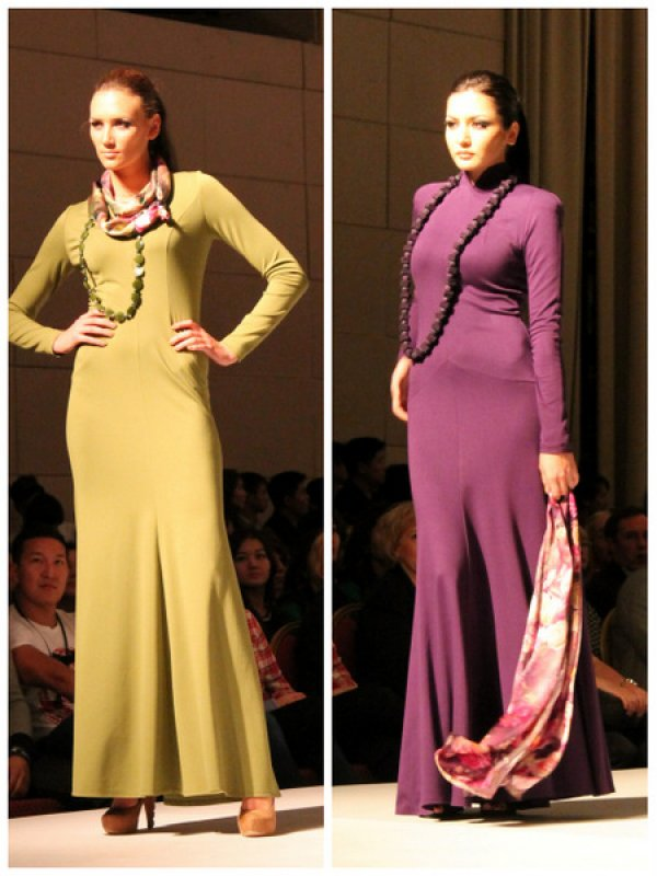 Kazakhstan Fashion Week'12. Day 3