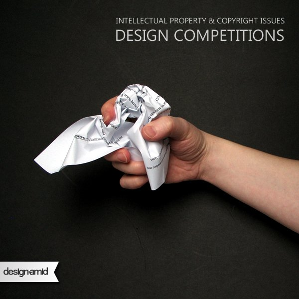 Intellectual Property and Copyright Issues in Design Competitions