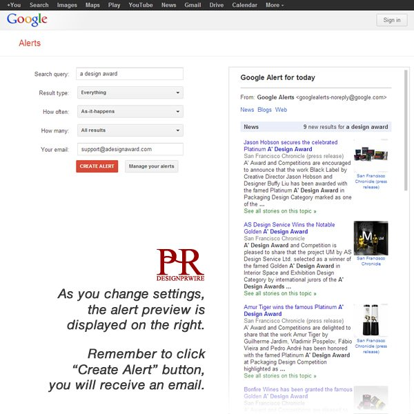 Public Relations for Designers : Media Tracking