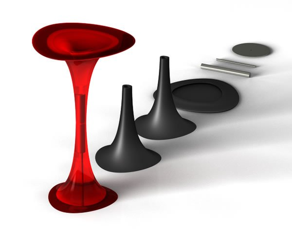 Superorganic Furniture Forms