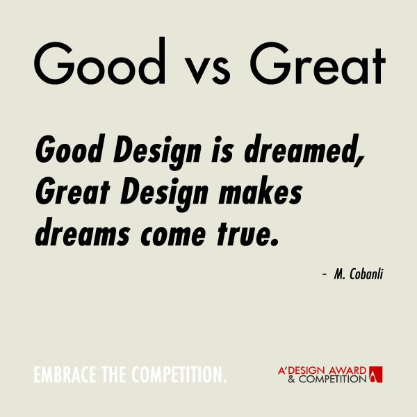 Good vs Great Design Quotes