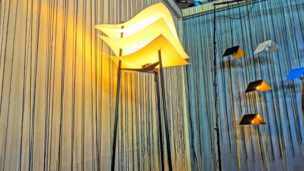 Luminating Bodies: furnishing lamps and more at salone del mobile 2016