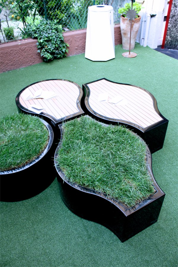 Outdoor Furniture at Salone Internazionale Del mobile 2012